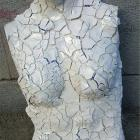 Body cast wall art