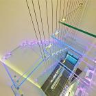 Dizzy stair construction design from Tel Aviv apartment