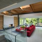 Retro design for a contemporary in Vancouver - by Dialog, Canada