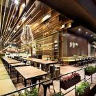Goo-Goo for GaGa - rustic, yet cheerful restaurant space by Coordination Asia