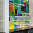 LA Live JW Marriott Hotel Club Bar - Design by Barry Design