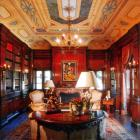 Private Residence Library, Beverly Hills - Design by Winsberg Environments